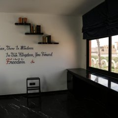 Отель Oscar Hotel by Atlas Studios Марокко, Уарзазат - отзывы, цены и фото номеров - забронировать отель Oscar Hotel by Atlas Studios онлайн интерьер отеля