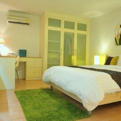 Отель Duplex 21 Apartment Таиланд, Бангкок - отзывы, цены и фото номеров - забронировать отель Duplex 21 Apartment онлайн комната для гостей фото 2