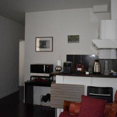 Апартаменты Simplistic 1 Bedroom Apartment in 17th в номере