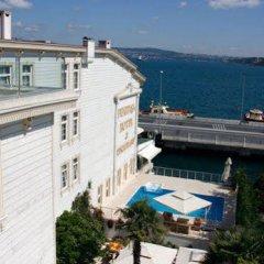 Fuat Pasa Yalisi Турция, Стамбул - отзывы, цены и фото номеров - забронировать отель Fuat Pasa Yalisi онлайн приотельная территория