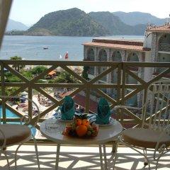 Marti La Perla Hotel - All Inclusive - Adult Only балкон