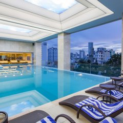 Отель Dendro Gold Нячанг бассейн фото 2