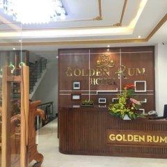 Golden Rum Hotel Далат интерьер отеля