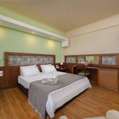 Отель GQ Hotel and Club Греция, Родос - отзывы, цены и фото номеров - забронировать отель GQ Hotel and Club онлайн комната для гостей фото 2
