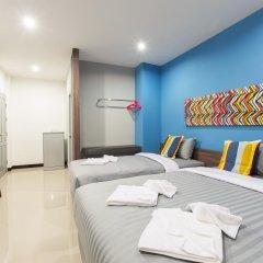 Отель Krabi Inn & Omm Hotel Таиланд, Краби - отзывы, цены и фото номеров - забронировать отель Krabi Inn & Omm Hotel онлайн комната для гостей