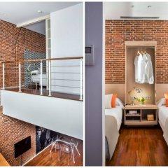 Отель Eric Vökel Boutique Apartments - Madrid Suites Испания, Мадрид - отзывы, цены и фото номеров - забронировать отель Eric Vökel Boutique Apartments - Madrid Suites онлайн балкон