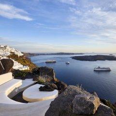 Отель Villa Etheras Греция, Остров Санторини - отзывы, цены и фото номеров - забронировать отель Villa Etheras онлайн пляж