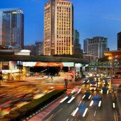 Отель Sheraton Imperial Kuala Lumpur Hotel Малайзия, Куала-Лумпур - 1 отзыв об отеле, цены и фото номеров - забронировать отель Sheraton Imperial Kuala Lumpur Hotel онлайн городской автобус