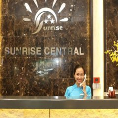 Sunrise Central Hotel сауна