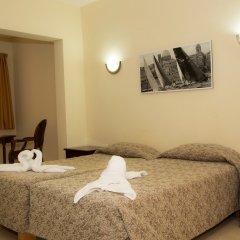 Отель The Bugibba Hotel Мальта, Буджибба - 13 отзывов об отеле, цены и фото номеров - забронировать отель The Bugibba Hotel онлайн комната для гостей фото 5