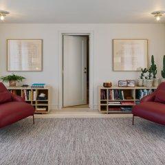 Отель Villa Terminus Норвегия, Берген - отзывы, цены и фото номеров - забронировать отель Villa Terminus онлайн комната для гостей фото 5