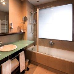 Отель MERCADER Мадрид ванная