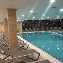 Отель Perun Hotel Sandanski Болгария, Сандански - отзывы, цены и фото номеров - забронировать отель Perun Hotel Sandanski онлайн бассейн фото 3