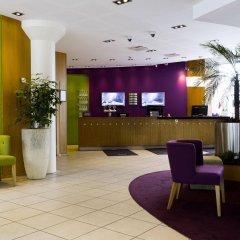 Отель Scandic Aalborg City интерьер отеля