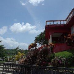 Отель Ridge Bay Chateau Ямайка, Порт Антонио - отзывы, цены и фото номеров - забронировать отель Ridge Bay Chateau онлайн балкон