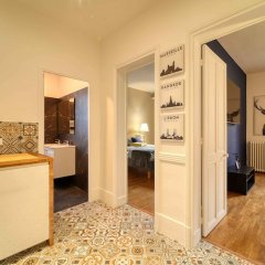 Апартаменты Apartment With 2 Bedrooms in Boulogne-billancourt, With Furnished Terrace and Wifi Булонь-Бийанкур в номере фото 2
