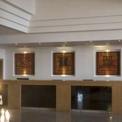 Отель Venus Beach Hotel Кипр, Пафос - 3 отзыва об отеле, цены и фото номеров - забронировать отель Venus Beach Hotel онлайн интерьер отеля фото 3