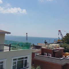 Berce Hotel Стамбул балкон