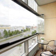 Отель Tallinn Harbour Apartment Эстония, Таллин - отзывы, цены и фото номеров - забронировать отель Tallinn Harbour Apartment онлайн балкон