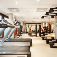 Отель Scandic Park фитнесс-зал фото 2