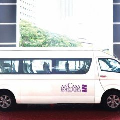 Отель Ancasa Hotel & Spa Kuala Lumpur Малайзия, Куала-Лумпур - отзывы, цены и фото номеров - забронировать отель Ancasa Hotel & Spa Kuala Lumpur онлайн городской автобус