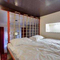 Гостиница The RED 3* Стандартный номер с двуспальной кроватью фото 11