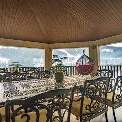 Отель Mardan Palace SPA Resort Буковель балкон