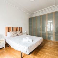 Отель Apartamento en Ópera Испания, Мадрид - отзывы, цены и фото номеров - забронировать отель Apartamento en Ópera онлайн комната для гостей фото 2