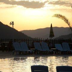 Destina Hotel пляж