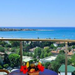 Side Prenses Resort Hotel & Spa Турция, Анталья - 3 отзыва об отеле, цены и фото номеров - забронировать отель Side Prenses Resort Hotel & Spa онлайн балкон