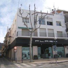 Отель Agi Macia Курорт Росес вид на фасад