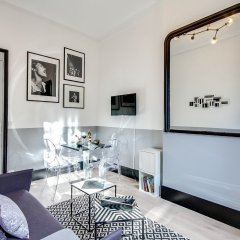 Апартаменты Sweet inn Apartments Saint Germain интерьер отеля