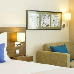 Отель Novotel Dubai Deira City Centre комната для гостей фото 4