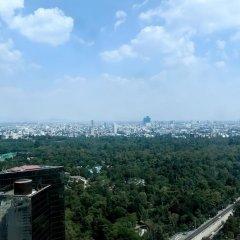 Отель Hyatt Regency Mexico City Мехико балкон