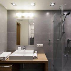 Апартаменты Silver Apartments ванная