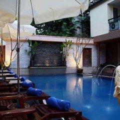 Chanpirom Boutique hotel бассейн фото 2