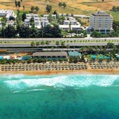Antik Garden Hotel Турция, Аланья - отзывы, цены и фото номеров - забронировать отель Antik Garden Hotel онлайн пляж фото 2
