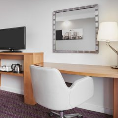 Отель Hampton by Hilton London Waterloo удобства в номере