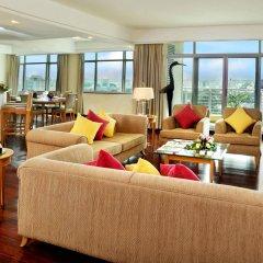 Апартаменты Indochine Park Tower Serviced Apartment Хошимин комната для гостей