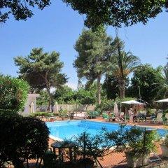 Отель Conchiglia D'oro Италия, Палермо - отзывы, цены и фото номеров - забронировать отель Conchiglia D'oro онлайн бассейн