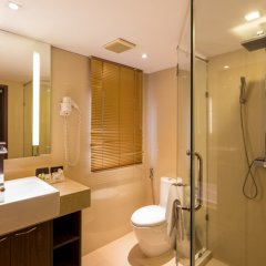Отель Nova Gold Hotel Таиланд, Паттайя - 10 отзывов об отеле, цены и фото номеров - забронировать отель Nova Gold Hotel онлайн ванная фото 2