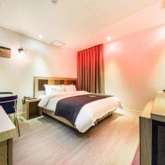 Hotel The Blue Cheonho комната для гостей фото 3