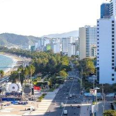 Nha Trang Lodge Hotel Нячанг пляж