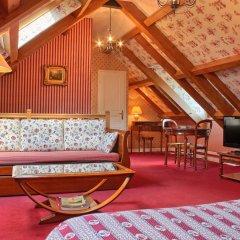 Отель Rives De Notre Dame Париж развлечения