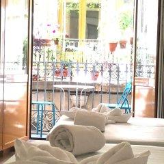 Отель La Palmera Hostal Барселона интерьер отеля фото 2