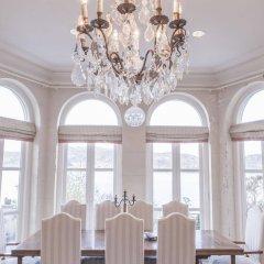 Отель Villa Charlotte Берген помещение для мероприятий
