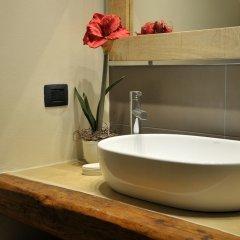 Отель Eremo delle Fate Сполето ванная фото 2