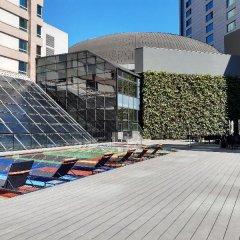Sheraton Sao Paulo WTC Hotel спортивное сооружение