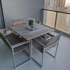 Отель HiGuests Vacation Homes - Al Sahab 2 балкон