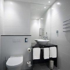 Апартаменты Apartments by Ligula Hammarby Sjöstad Стокгольм ванная